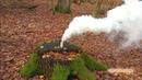 Smoke Fountain White