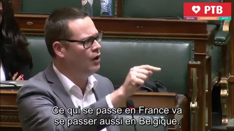 Gilets jaunes Comme Macron le MR a les chocottes