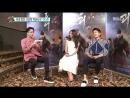 180903 Интервью с актерами фильма Monstrum для Section TV