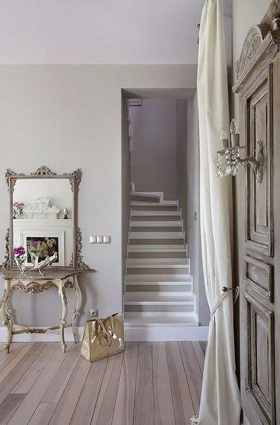Симпатичный дом в французском стиле!
