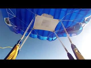 Запишись на прыжок с парашютом в