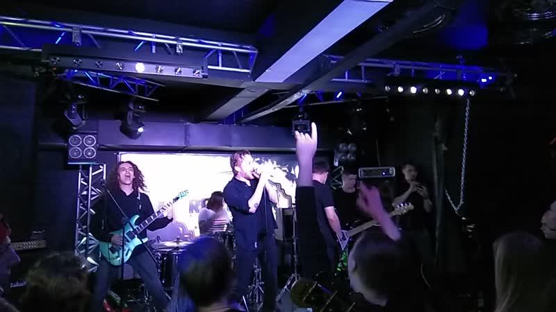 Джэм трибьют Metallica в Рок Баре 27.01.2019 Sad But True