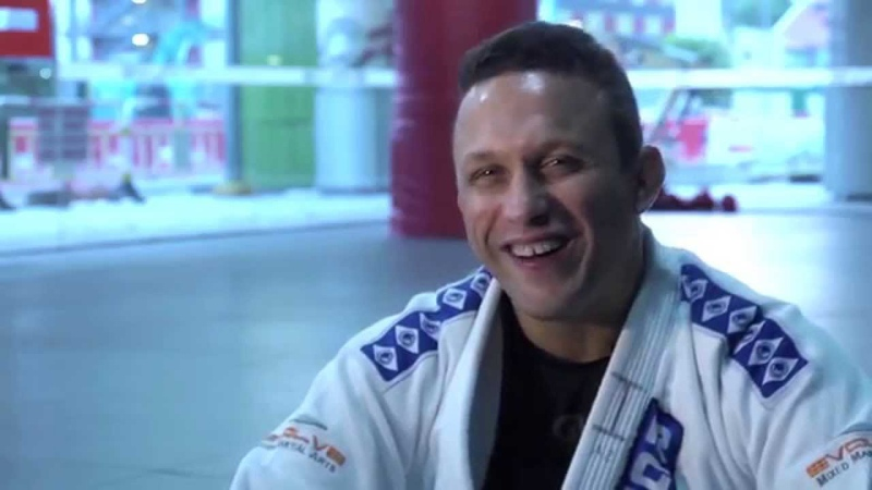 Interview with Renzo Gracie | Evolve MMA