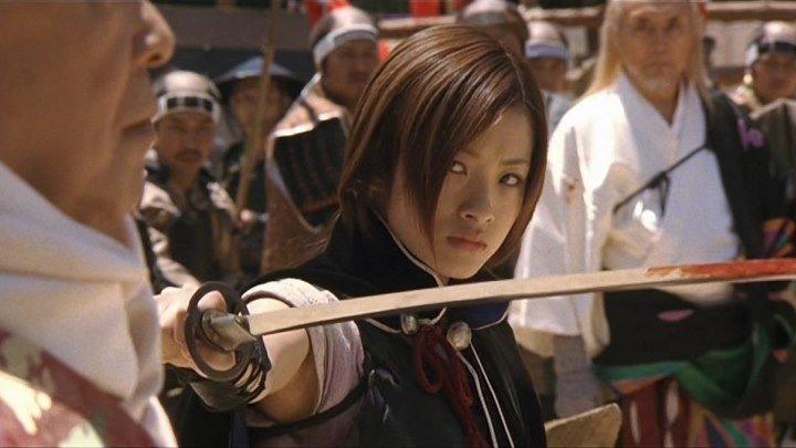 Азуми 2: Смерть или любовь (2005) боевик