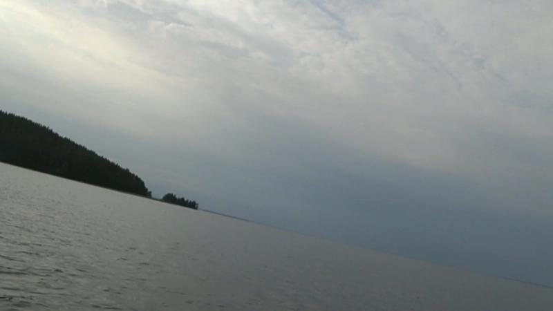 Сямозеро август 2018
