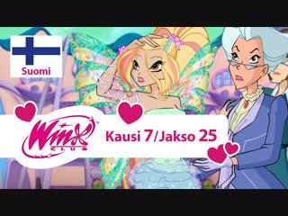 Winx-klubi: Kausi 7, Jakso 25 - «Uusi taikaharmonia» (Suomi)