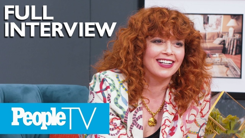 Orange Is The New Black's Natasha Lyonne On American Pie More | PeopleTV | Entertainment Weekly