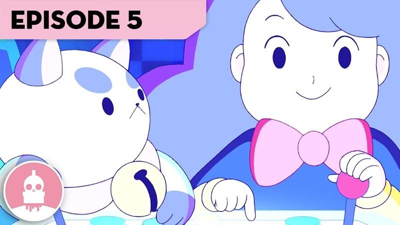 Birthday - Bee and PuppyCat - Ep. 5 - Cartoon Hangover - Full Episode
