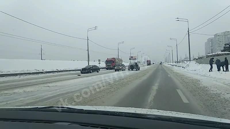 ДТП Антонова Овсеенко 1