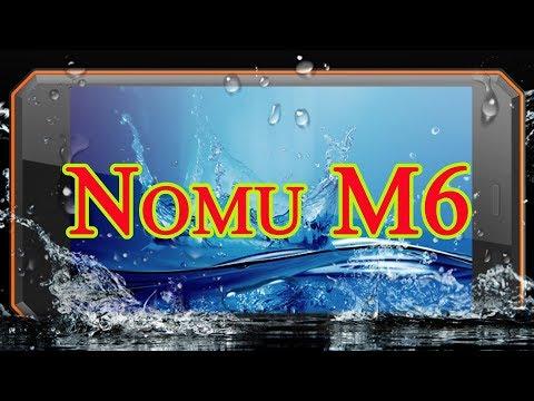 Nomu M6 - IP68,толщина 10мм