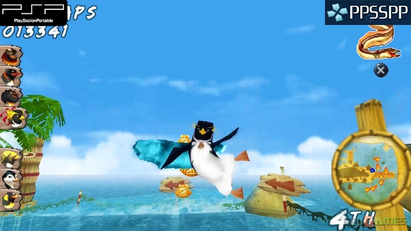 Surf's Up - PSP Gameplay 1080p (PPSSPP)