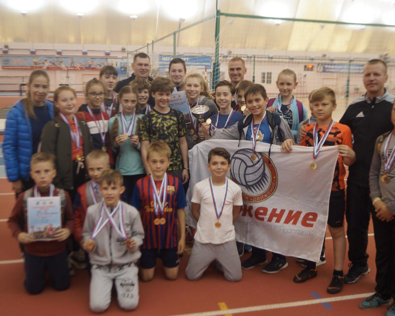 ШСК №23 — победитель Больших Школьных Олимпийских игр