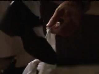 Neve Campbell, Denise Richards & Matt Dillon - 3some sex scene (Wild Things)
