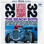 The Beach Boys альбом Little Deuce Coupe