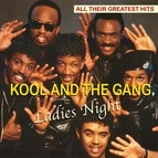Kool & The Gang альбом Ladies Night - All Their Greatest Hits