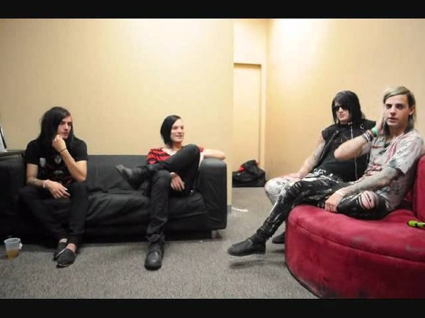 Get Scared interview 2011