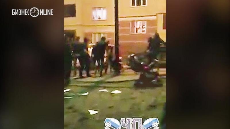 В Казани неизвестные напали на жильцов, отказавшихся от услуг УК: инцидент взяло на контроль МВД