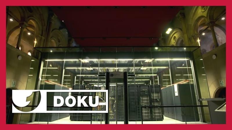 Warum ist dieses Rechenzentrum in einer Kirche versteckt | Doku