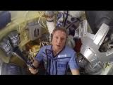 Российский космонавт Сергей Прокопьев, находящийся на Международной космической станции, показал в своем видеообращении место, в