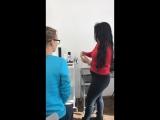1 занятие на курсе «Стилист по прическам»
