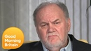 """World Exclusive: Thomas Markle Wants Queen to Help Heal Rift That's Left Him """"Ghosted"""" 
