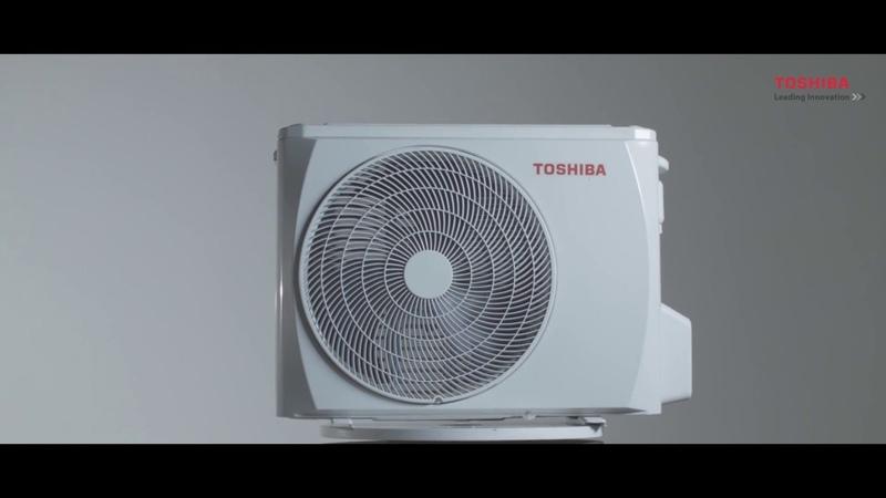 Обзор новой сплит системы TOSHIBA U2K
