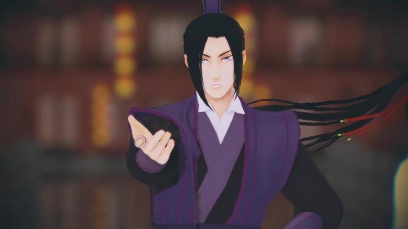 Mo Dao Zu Shi Танцы Цзян Чэна, Вэй У Сяня и Цзинь Лина