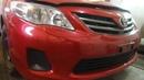 Как снять и разобрать передний бампер Toyota Corolla X E140 E150 Рестайлинг