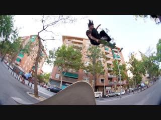 Evan Smith / Bs 540 nose grab