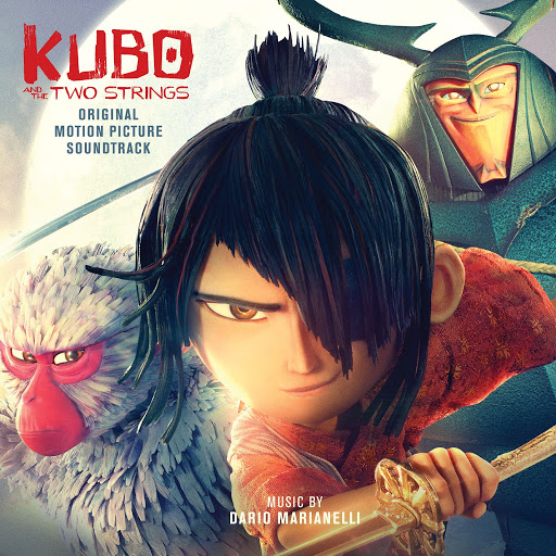 Dario Marianelli альбом Kubo and the Two Strings (Original Motion Picture Soundtrack)