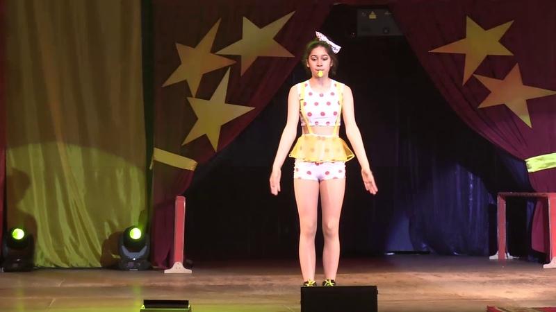 Цирк 13 метров Отчётный 27 05 18 (весь концерт)