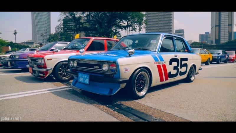 BRE Datsun Bluebird SSS 510 Modified - KL Fest Dataran Merdeka