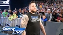 Kevin Owens returns and replaces Kofi Kingston at WWE Fastlane SmackDown LIVE, Feb. 26, 2019