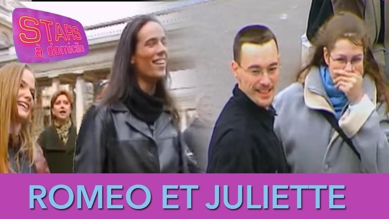 La comédie musicale Roméo Juliette dans les rues de Paris ! - Stars à domicile