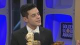 Rami Malek Awkwardly Snubbed By Nicole Kidman at Golden Globes