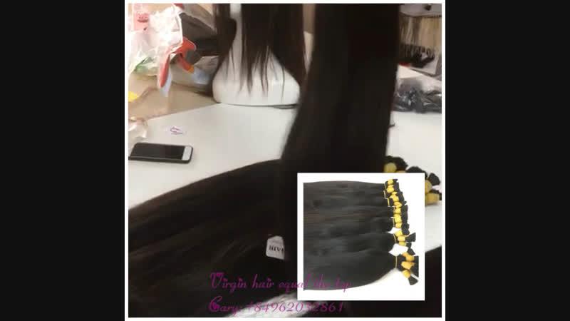 Virgin hair - Belady hair factory