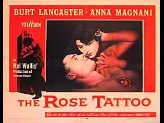 The Rose Tattoo (1955)  Anna Magnani, Burt Lancaster, Marisa Pavan