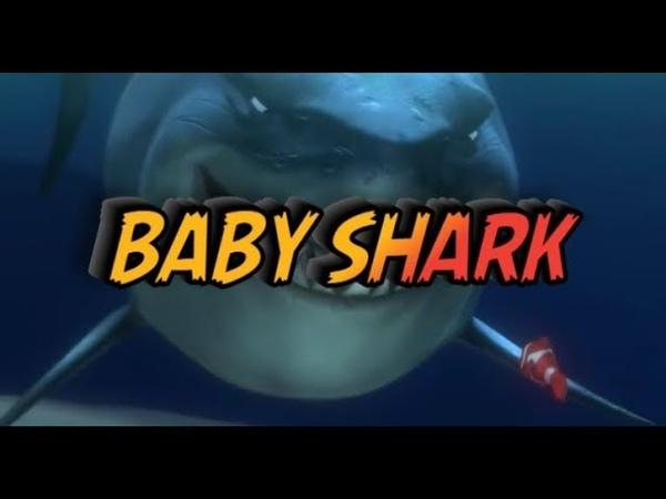 Baby Shark Dance танцуй и слушай PINKFONG песенки для детей беби шарк акуленок