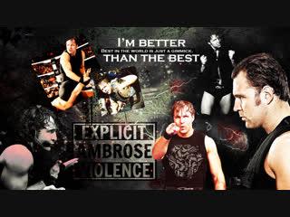 Dean Ambrose Лучшие матчи! Вторая часть специального стрима!