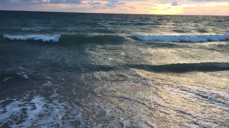 Евпатория. Заозерное. Море