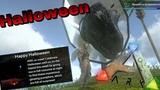 Ark Survival Evolved mobile Хэллоуинское обновление Halloween