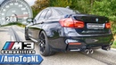 BMW M3 F80 Competition ACCELERATION TOP SPEED 0 288km h DRAGY GPS by AutoTopNL