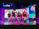 181020 fromis_9 - LOVE BOMB @ Music Core
