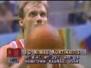 1988 Olympics Basketball USA v USSR part 3 of 7