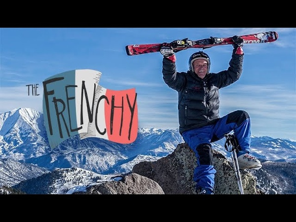 BeAlive - The Frenchy - Jacques Houot, 82-year Old French Ski Racer and Colorado Mountain Biker