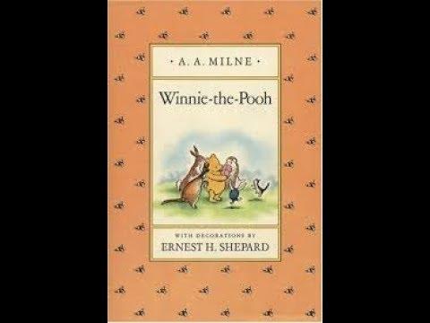 Sparkle Reads: Winnie the Pooh