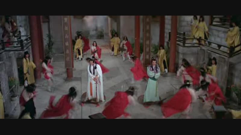 1981 - Поединок столетия Liu Xiao Feng zhi jue zhan qian hou