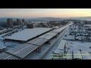 Строительство трёхуровневой развязки на 974 километре трассы М-5 «Урал» г. Тольятти / Samara region