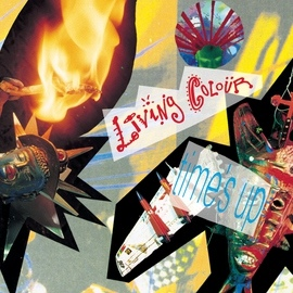Living Colour альбом Time'S Up