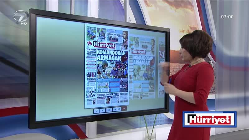 Kanal 7de Sabah 03 Şubat 2018 - 02